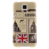 Kryt pro Samsung galaxy S6 Edge - London