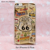 Kryt pro Iphone 7 - Route 66