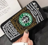 Kryt pro Iphone X/XS- Starbucks coffee