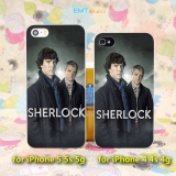 Kryt na Iphone 4 / 4S - Sherlock