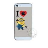 Kryt pro Iphone 4/4S - Mimoň I love you