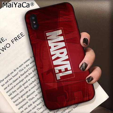 Kryt ro Iphone XS - Marvel