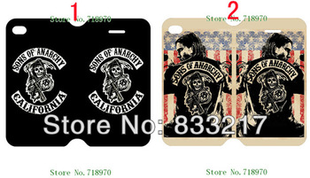 Pouzdro  pro Iphone 5/5S/SE - Sons of Anarchy
