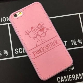 Kryt pro Iphone 7 - Pink panther