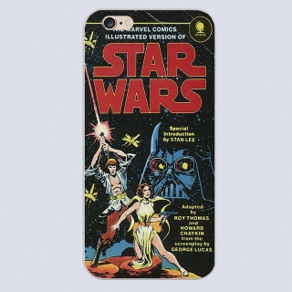 Kryt pro Iphone 8 - Star Wars comics