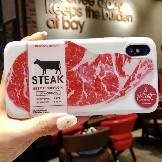 Kryt pro Iphone 6 /6S - Steak
